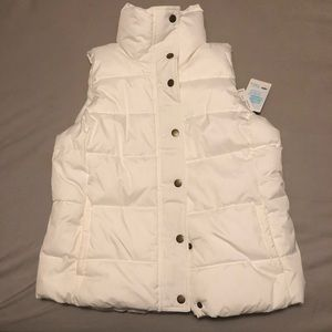 Puffy Old Navy Vest
